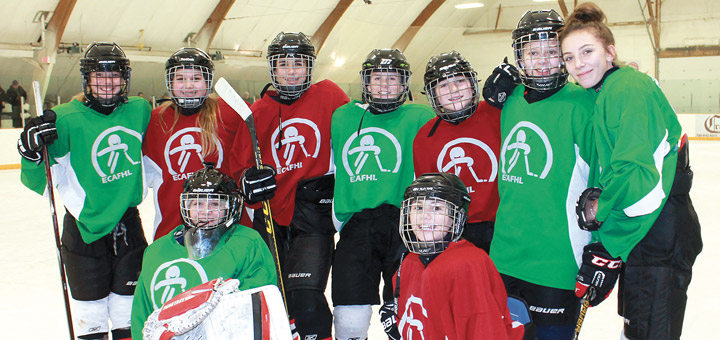 Irma Hosts Ecafhl All Star Games Last Weekend The Weekly Review